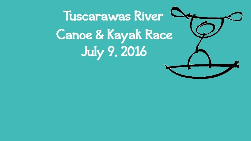 AquaBlue Sponsoring Tuscarawas River Canoe & Kayak Race July 9, 2016