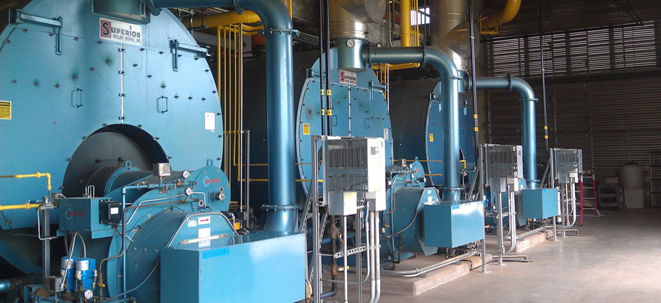 AquaBlue Incorporated » We can help with all boiler water treatment!