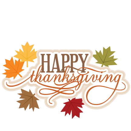 HAPPY THANKSGIVING FROM AQUABLUE