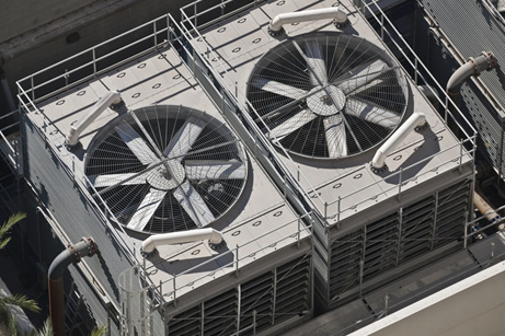 Industrial Cooling Tower Systems