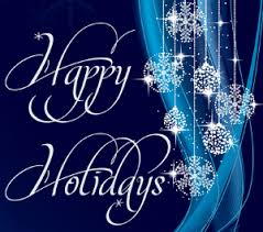 Happy Holidays From AquaBlue!