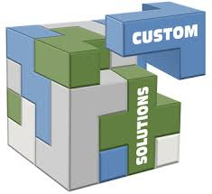 We specialize in custom solutions