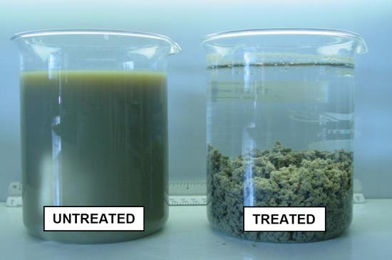 Aquablue Incorporated 187 Flocculation Treatment Chemicals