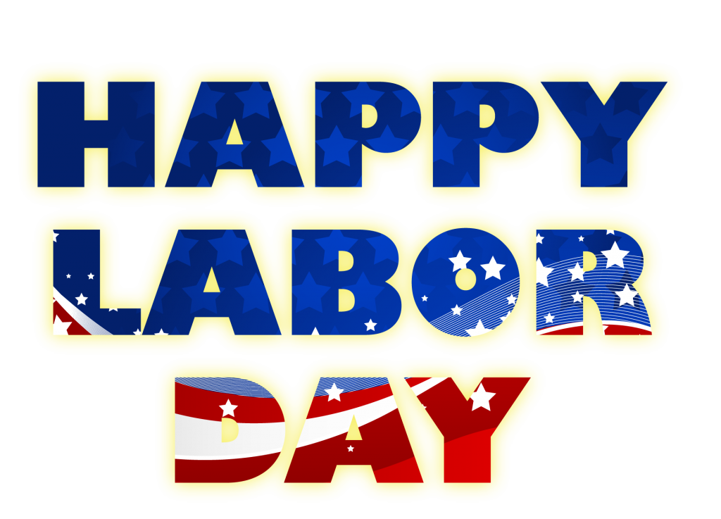 Happy Labor Day From AquaBlue